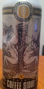 Kaldi Imperial Coffee Stout