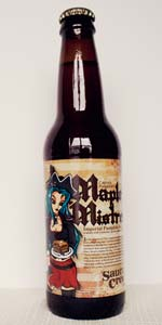 Captain Pumpkin's Maple Mistress Imperial Pumpkin Ale