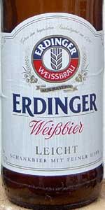Erdinger Weissbier Leicht