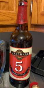 5 (Bourbon-Barreled Imperial Red)