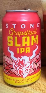 Stochasticity Project:  Grapefruit Slam IPA