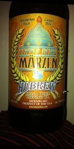 Hubrew Copper Dome Marzen