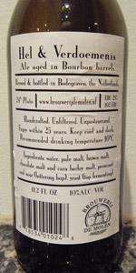Hel & Verdoemenis Bourbon B.A.