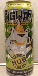 Pig War White IPA