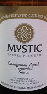 Chardonnay Barrel Fermented Saison