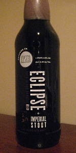 Imperial Eclipse Stout - Rum Barrel (18 Year)