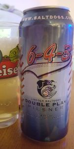 6-4-3 Double Play Pilsner