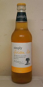 Tesco Simply Golden Ale