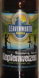 Leavenworth Blackbird Island Hopfenweizen