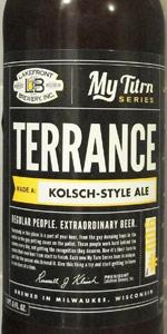 My Turn Series #006: Terrance