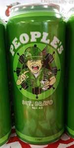 Sgt. Bravo Pale Ale