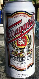 Narragansett Bohemian Pilsner