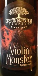 Arbor Brewing Violin Monster