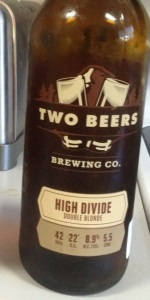 High Divide Double Blonde (Alta Series)