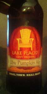 Ubu Pumpkin Ale