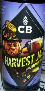 Harvest Jack Pumpkin Ale