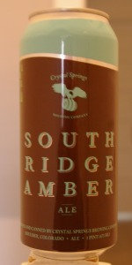 South Ridge Amber Ale