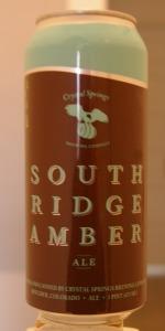 South Ridge Amber Ale