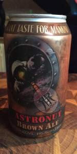 AstroNut Brown Ale