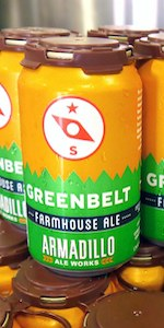 Greenbelt Farmhouse Ale
