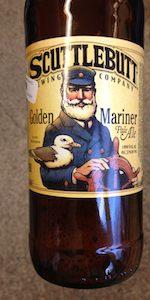 Golden Mariner Pale Ale