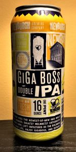 Newburgh GigaBoss Double IPA