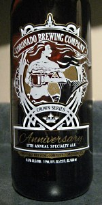 17th Anniversary Ale