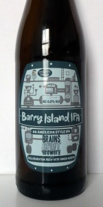 Brains Craft Brewery Barry Island IPA