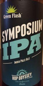 Hop Odyssey: Symposium IPA