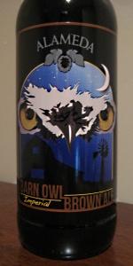 Barn Owl Imperial Brown Ale