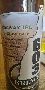 603 Cogway IPA