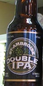 St-Ambroise Double India Pale Ale