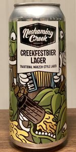 Creekfestbier Lager