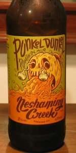 Punkel Dunkel Pumpkin Wheat Ale