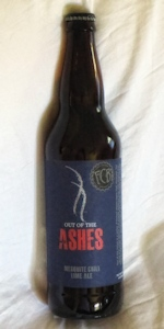 Out Of The Ashes - Mesquite Chili Lime Ale