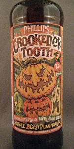 Crooked'er Tooth Barrel Aged Pumpkin Ale