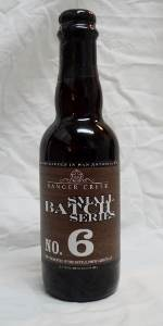 Small Batch Series No. 6: Flanders Red Ale
