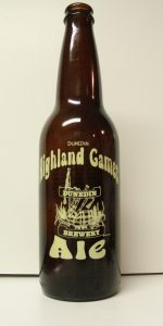 Highland Games Ale