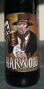 Harwood Brown Porter
