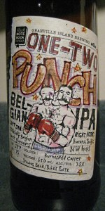One-Two Punch Belgian IPA