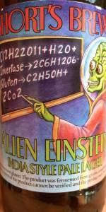 Alien Einstein