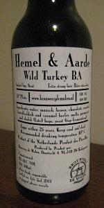 Hemel & Aarde - Wild Turkey BA