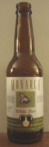 Monarch White Beer