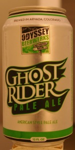 Ghost Drifter Pale Ale