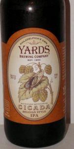 Cicada Indigenous Ale