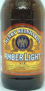 Henry Weinhard's Amber Light