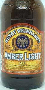 Henry Weinhard's Amber Light
