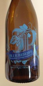 Blue Reserve Hommelbier