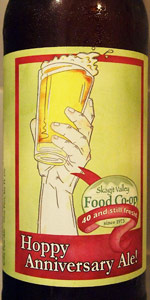 Hoppy Anniversary Ale!