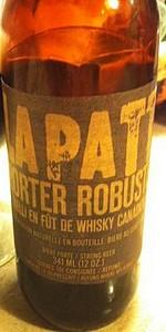 LaPatt Robuste Porter (Canadian Whiskey BA)